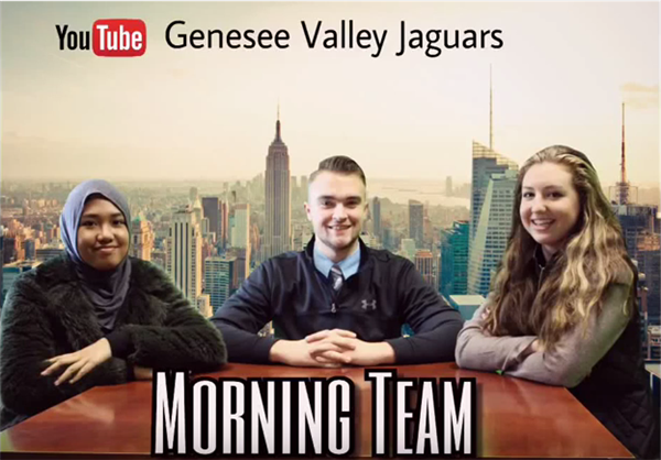 GV Jaguars Morning Team