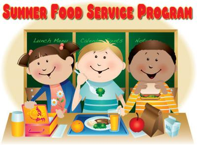 GV Announces Summer Food Program